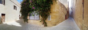 Old and New Buildings of Mdina