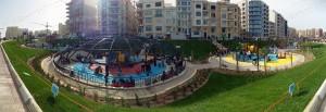 Qui-Si-Sana Playground in Sliema