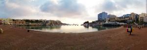 St.George Bay at Sunrise