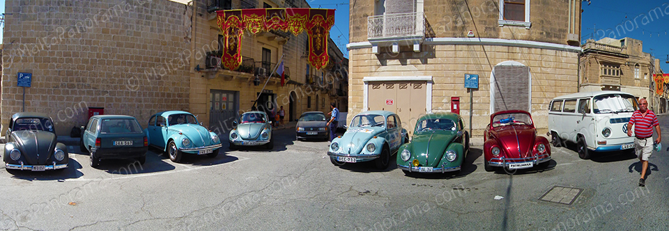 Volkswagen Cars At Tarxien