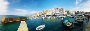 Marsalforn Boat Quay - Gozo