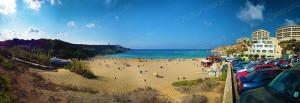 Golden Sands Bay - Ghajn Tuffieha