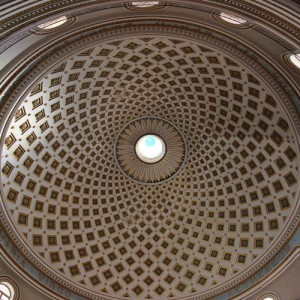 Mosta Rotunda Dome
