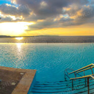 Sunset from Cafe Del Mar – (Ref: pfm130166)