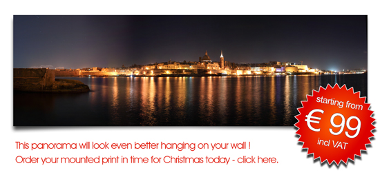 Order your panoramic image