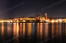 Valletta – Capital City By Night (Ref: pfm130171)