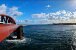 Valletta – St.Elmo's Bridge (Ref: pfm120172)