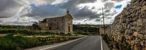 wayside chapel in Fiddien Malta