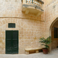 Attard – The President's Palace Courtyard (Ref: pfm110016)