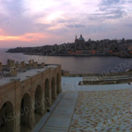 Fort Manoel – Sunrise (Ref: pfm1100041)