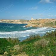 Ghajn Tuffieha Bay (Ref: pfm110044)