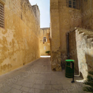 Narrow Streets of Mdina (Ref: pfm110068)