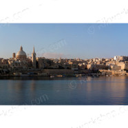Sunrise Over Valletta (Ref: 110089)