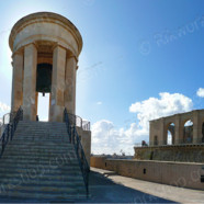 Memorial Siege Bell in Valletta (Ref: 110098)