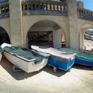 Boats At Wied Iz-Zurrieq (Ref: pfm110104)