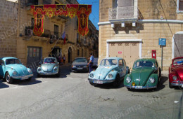 A Display Of Volkswagen Cars At Tarxien (Ref: pfm110109)