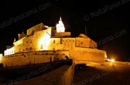Cittadella Bastions By Night – Victoria Gozo (Ref: pfm110121)