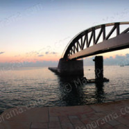 Valletta – Sunrise at Breakwater Bridge (Ref: pfm120135)