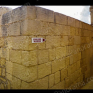 Gozo – Silent Alleys of the Cittadella (Ref: pfm120144)