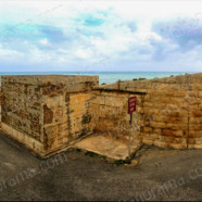 Fort St.Elmo Valletta (Ref: pfm120147)