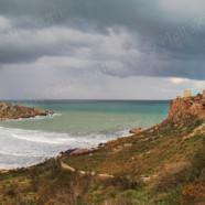 Ghajn Tuffieha Bay (Tat-Tarag) – (Ref: pfm130163)