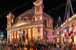 Mosta – Festa Santa Maria – (Ref: pfm130165)